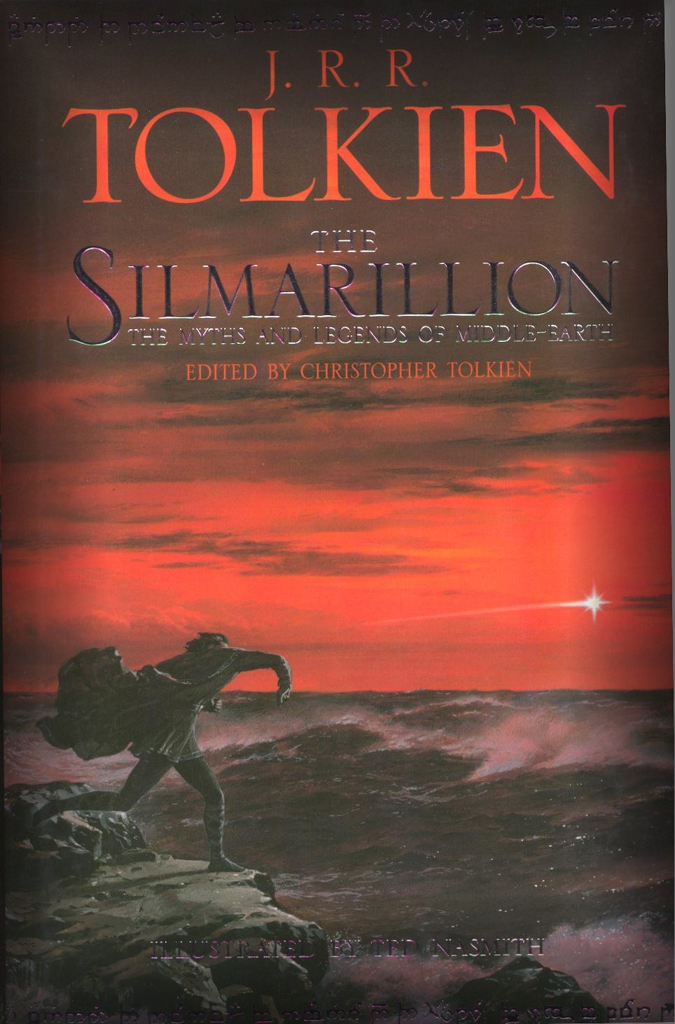Couverture du Silmarillion par Ted Nasmith